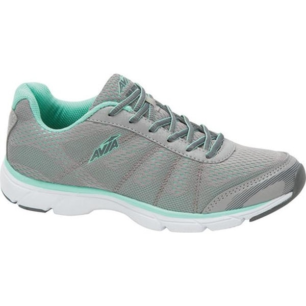 hot sale online b883f 67571 Avia Women  x27 s Avi-Rove Penguin Grey Mint Breeze Steel