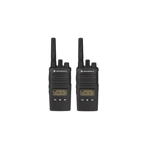 Motorola RMU2080D Professional Two Way Radio (2 Pack)