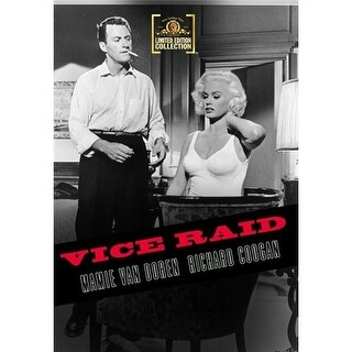 Vice Raid DVD Movie 1959