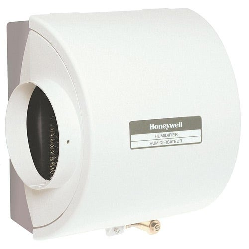 Honeywell HE260A Higher Capacity Whole House Bypass Humidifier - White