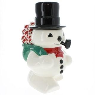 Holiday Splendor Chilly Chum Cookie Jar