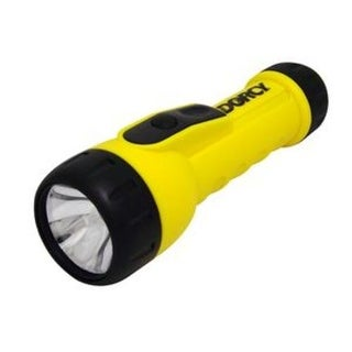 Dorcy 41-2350 Worklight Flashlight With Batteries, 16 Lumens