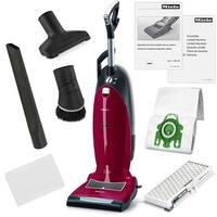 Miele Dynamic U1 Fresh Air Upright HEPA Vacuum Cleaner + On-Board Accessories + More