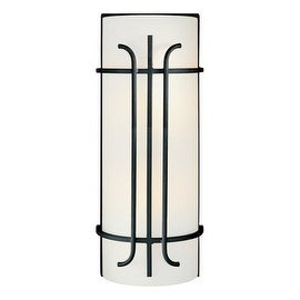 Minka Lavery ML 6872 2 Light Flush Mount Wall Sconce from the Iconic Collection