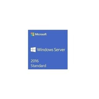 Microsoft Oem Software P73-07251 Microsoft Windows Server 2016 Standard License