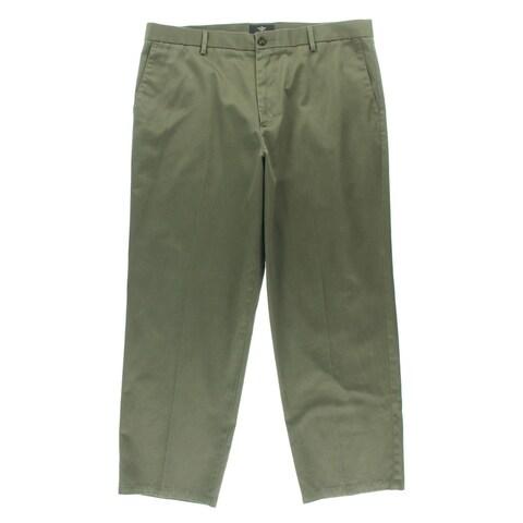 Dockers Mens D3 Dress Pants Twill Classic Fit - 30/30