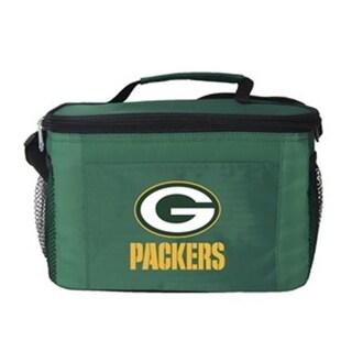 Green Bay Packers Kolder Kooler Bag - 6pk - Green