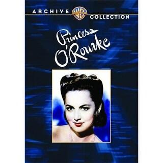 Princess Orourke DVD Movie 1943