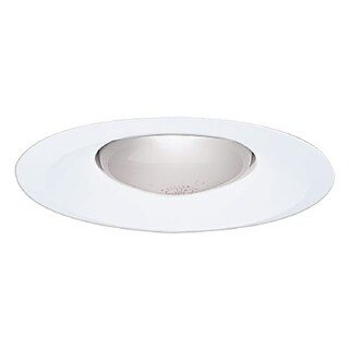 "Eaton Lighting 328 Halo 6"" Open Trim Ring Only - White"