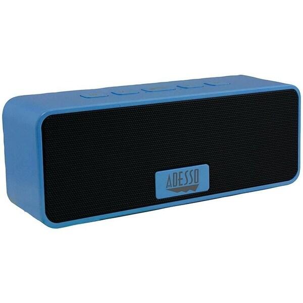 Adesso - Xtream S2l Portable Bluetooth Speaker Blue