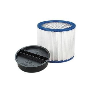 Shop-Vac 9034000 High Efficieny HEPA Cartridge Filter, 5 Gallon