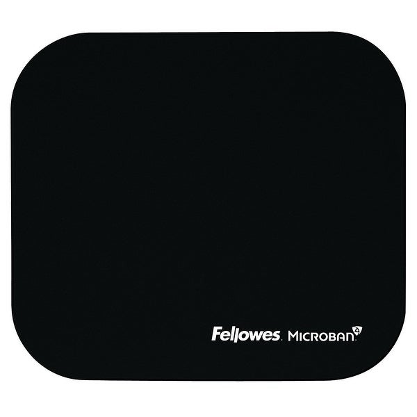 Fellowes, Inc. - Mouse Pad With Microban Antimicrobial Protection Stays Cleaner. Durable Polyeste