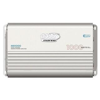 Boss Audio Mr1000 Power Amplif Ier 4-Ch Mosfet Bridgeable - MR1000