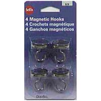 Homz U526 Hook Cup Magnetic Pk4