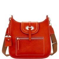 Dooney & Bourke Florentine Toscana Front Zip Crossbody Shoulder Bag (Introduced by Dooney & Bourke at $468 in Sep 2016)