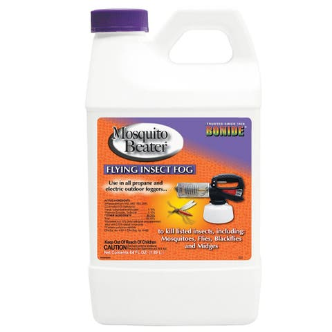 Bonide 552 Mosquito Beater Flying Insect Fog, 64 Oz