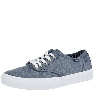Vans Camden Pinstripe Lace Up Sneakers Shoes - 7.5 b(m)
