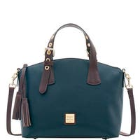 Dooney & Bourke Thompson Trina Satchel (Introduced by Dooney & Bourke at $268 in Sep 2018)