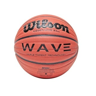 Wilson Wave Women's 28-1/2 in Composite Leather Basketball