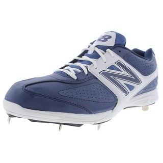 New Balance Mens Perforated Contrast Trim Cleats