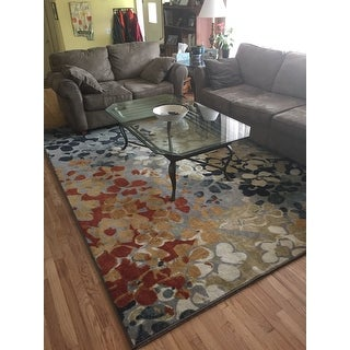 Mohawk Home New Wave Radiance Area Rug   X