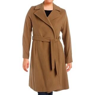 Lauren Ralph Lauren Womens Pea Coat Wool Outerwear
