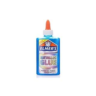 Link to Elmer's Metallic Glue Blue 5oz Similar Items in Scrapbooking Adhesives