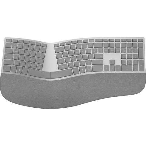 Microsoft 3SQ-00008 Surface Ergonomic Keyboard For Surface Pro/Book