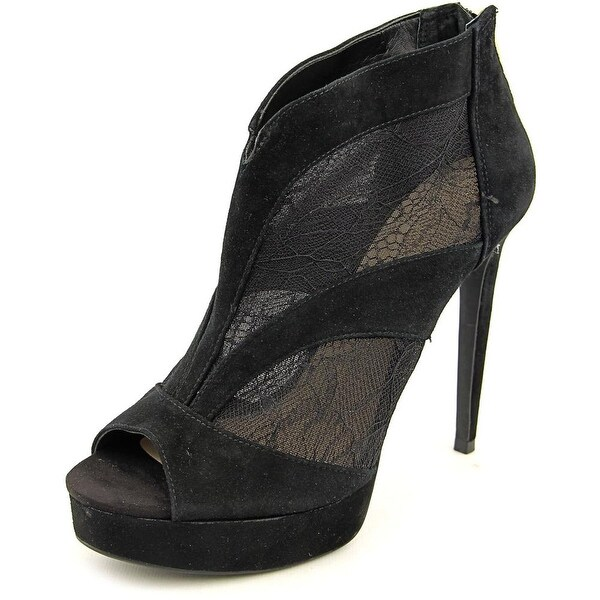 Jessica Simpson Adaway Women Black Boots