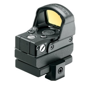 Leupold 1-Piece DeltaPoint Pro Cross Slot Riser - Matte Finish 1-Piece Base