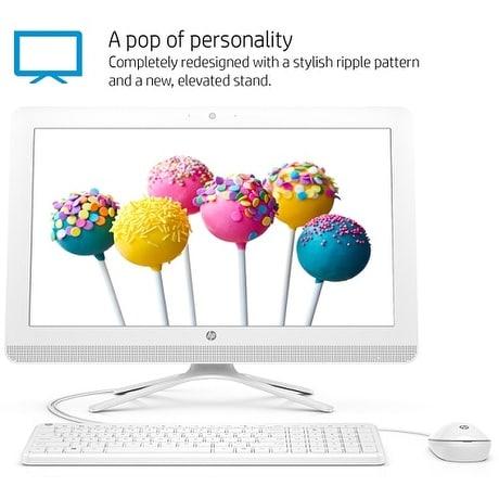 Hewlett Packard V8N94AA All-in-One - 24-g010 (ENERGY STAR)