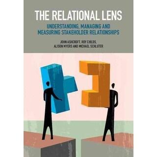 Relational Lens - Michael Schluter, John Ashcroft, et al.