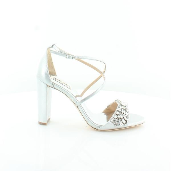 Badgley Mischka Harper Women's Heels Silver