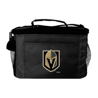 Vegas Golden Knights Kolder Kooler Bag 6 Pack Black