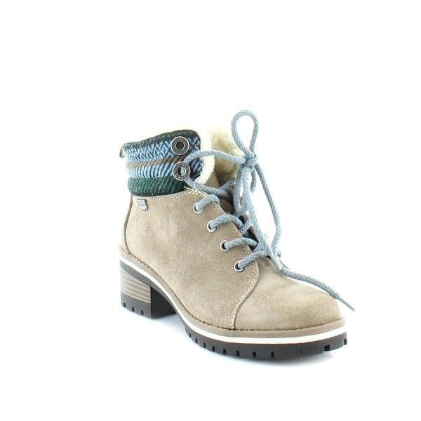 Anne Klein Langstyn Women's Boots Dk Natural