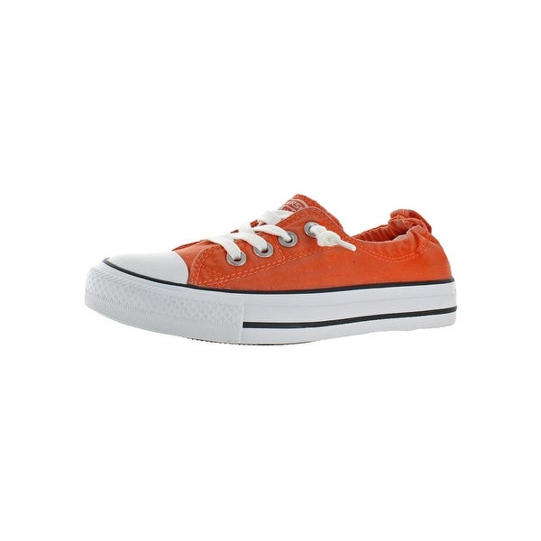 ce97ddf570ac Converse Womens Chuck Taylor All Star Shoreline Skate Shoes Slip-On  Distressed