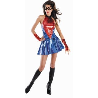 Spider Girl Sassy Deluxe Adult Medium (8-10)