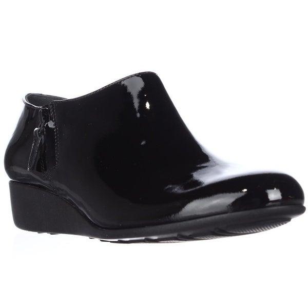 Cole Haan Callie Slip-On Waterproof Rain Shoes, Black