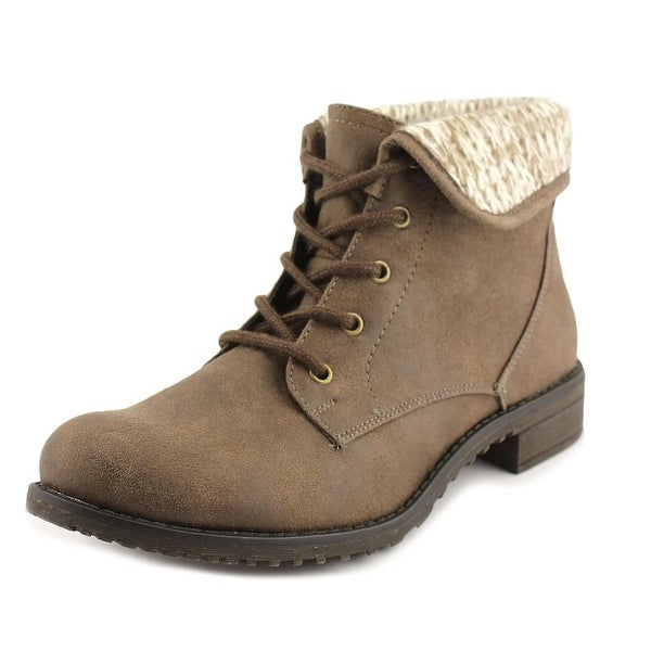 White Mountain Neponset Women Taupe/Mul Boots