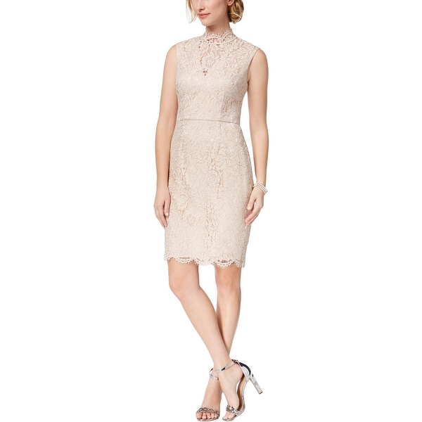 0ea7dbd9d98 Shop Vince Camuto Womens Cocktail Dress Lace Party - Free Shipping ...