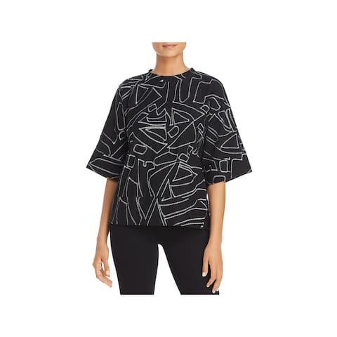 Kenneth Cole New York Womens Dress Top Dolman Oversized