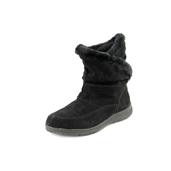 White Mountain Womens traffic Closed Toe Ankle Fashion Boots