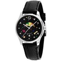9e8bd445384 Shop Gucci Women s Diamantissima Watch - YA141506 - Free Shipping ...