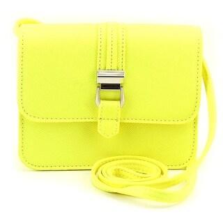 Danielle Nicole Catalina Crossbody Women PVC Messenger - Yellow