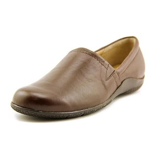 Walking Cradles Destiny W Round Toe Leather Loafer