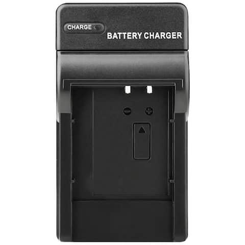 Vivitar Quick Charger for Olympus LI-50B LI-90B, Nikon EN-EL11 Battery - Black