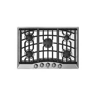 Viking RVGC33615B 36 Inch Wide Built-In Natural Gas Cooktop with SureSpark Ignition System