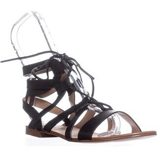 Splendid Cameron Gladiator Sandals, Black
