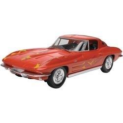 '63 Corvette Sting Ray Coupe 1:25 - Plastic Model Kit
