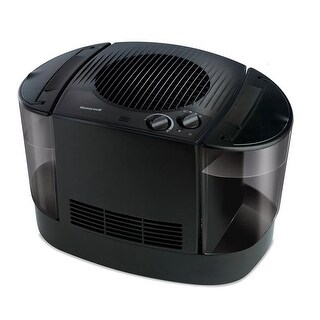 Honeywell Environmental HEV685B Console Top Fill Humidifier- Black